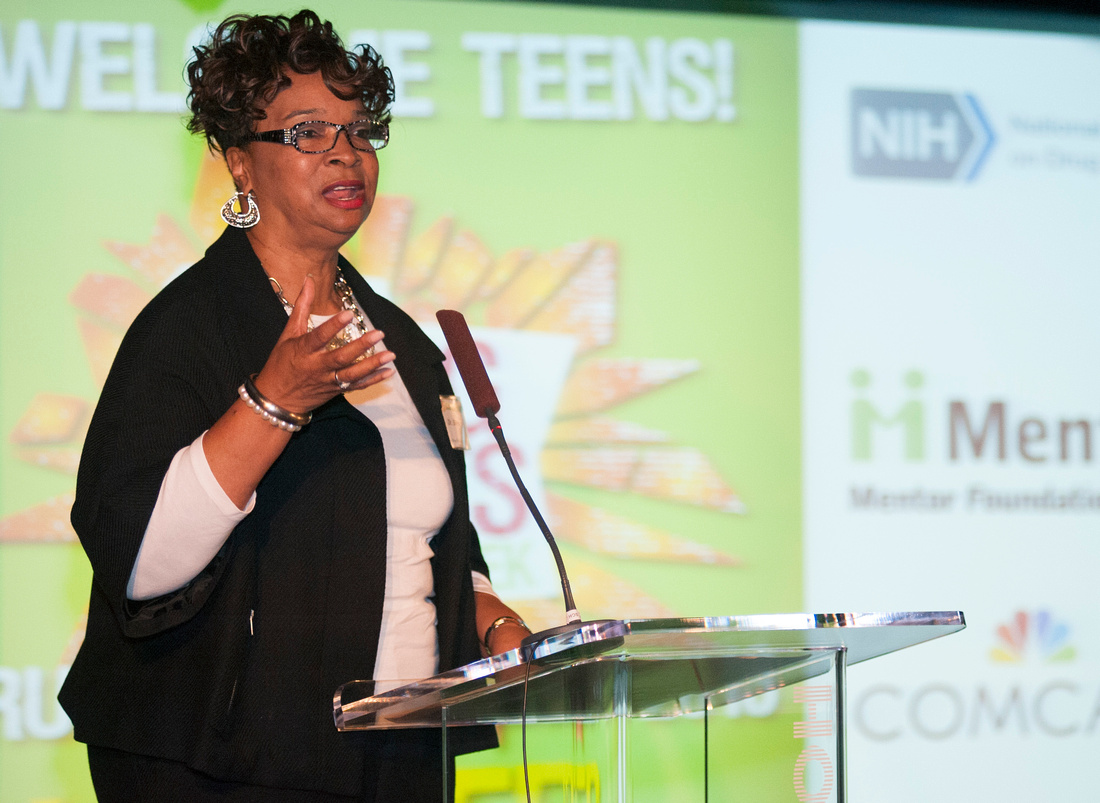 Dr. Lonise Bias, Lonise Bias, National Drug Facts Day