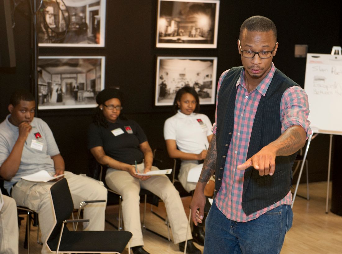 DC Youth Poetry Slam Team, National Drug Facts Day