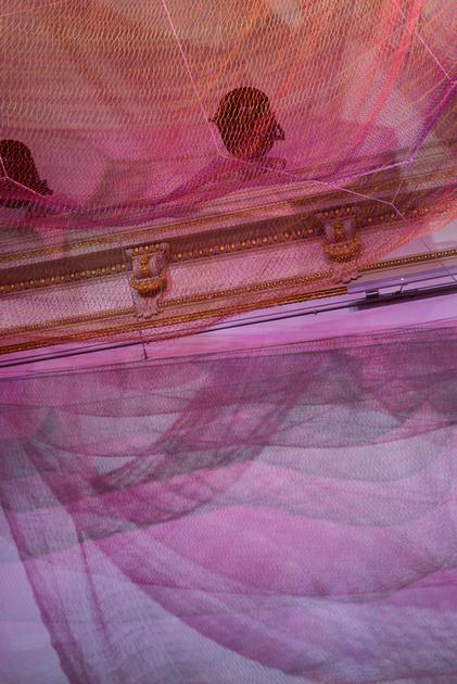 "Janet Echelman - ""1.8"", 2015"