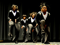 Unstoppable Steppers placed first at the 12th Annual Step Competition at West Potomac High School on February 26, 2011. The group consists of girls from 9 to 17 years old. They received 476 out of 500