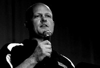 "IRENE ROJAS/MissourianSamuel J. Wurzelbacher, better known as ""Joe the Plumber,"" was one of the featured speakers at the FairTax Rally on Saturday. He told the audience, ""If it saves my brothers and s"